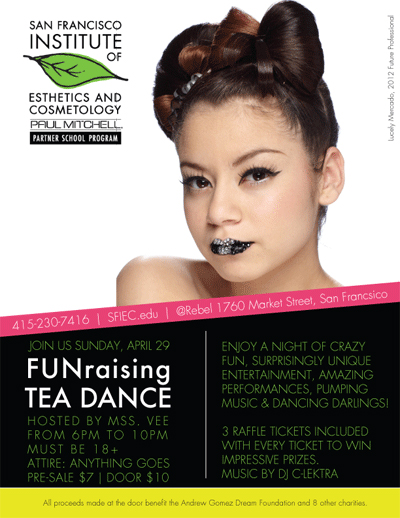SFIEC Beauty School FUnraising Event