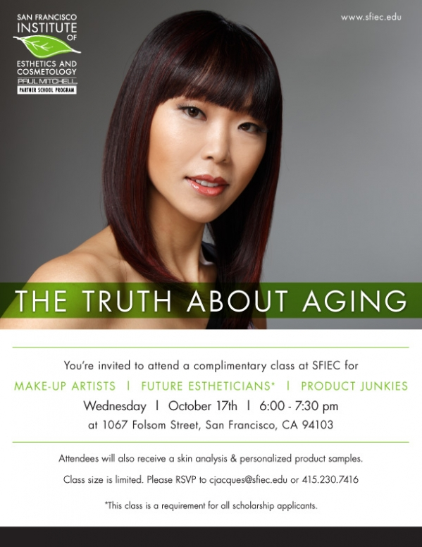 Truth About Aging Event