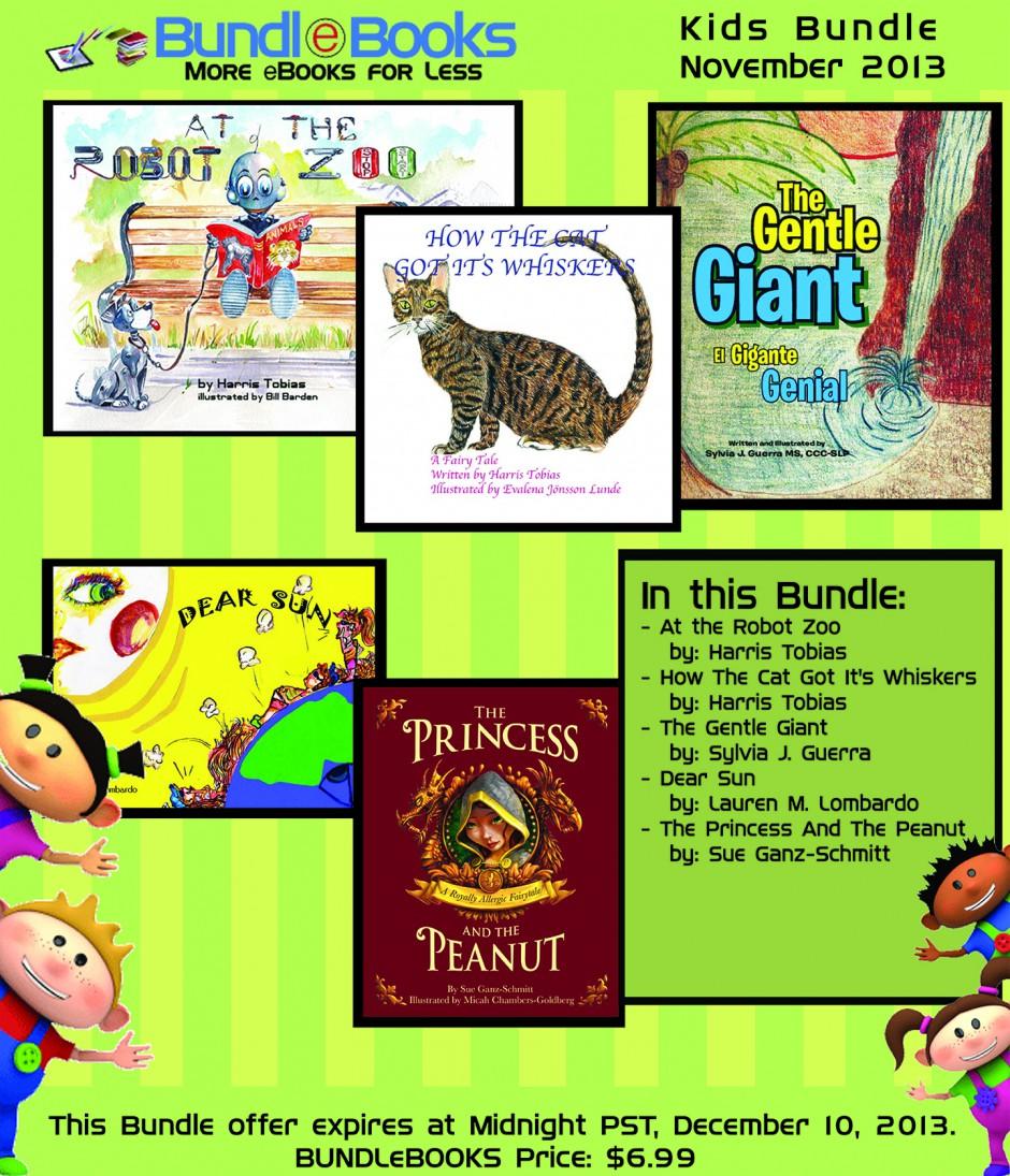 Kids BundleBook Cover #1