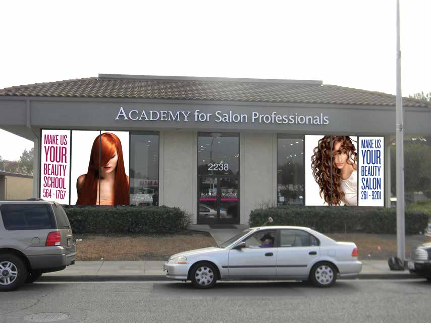 Academy for salon professionals for Academy for salon professionals price list